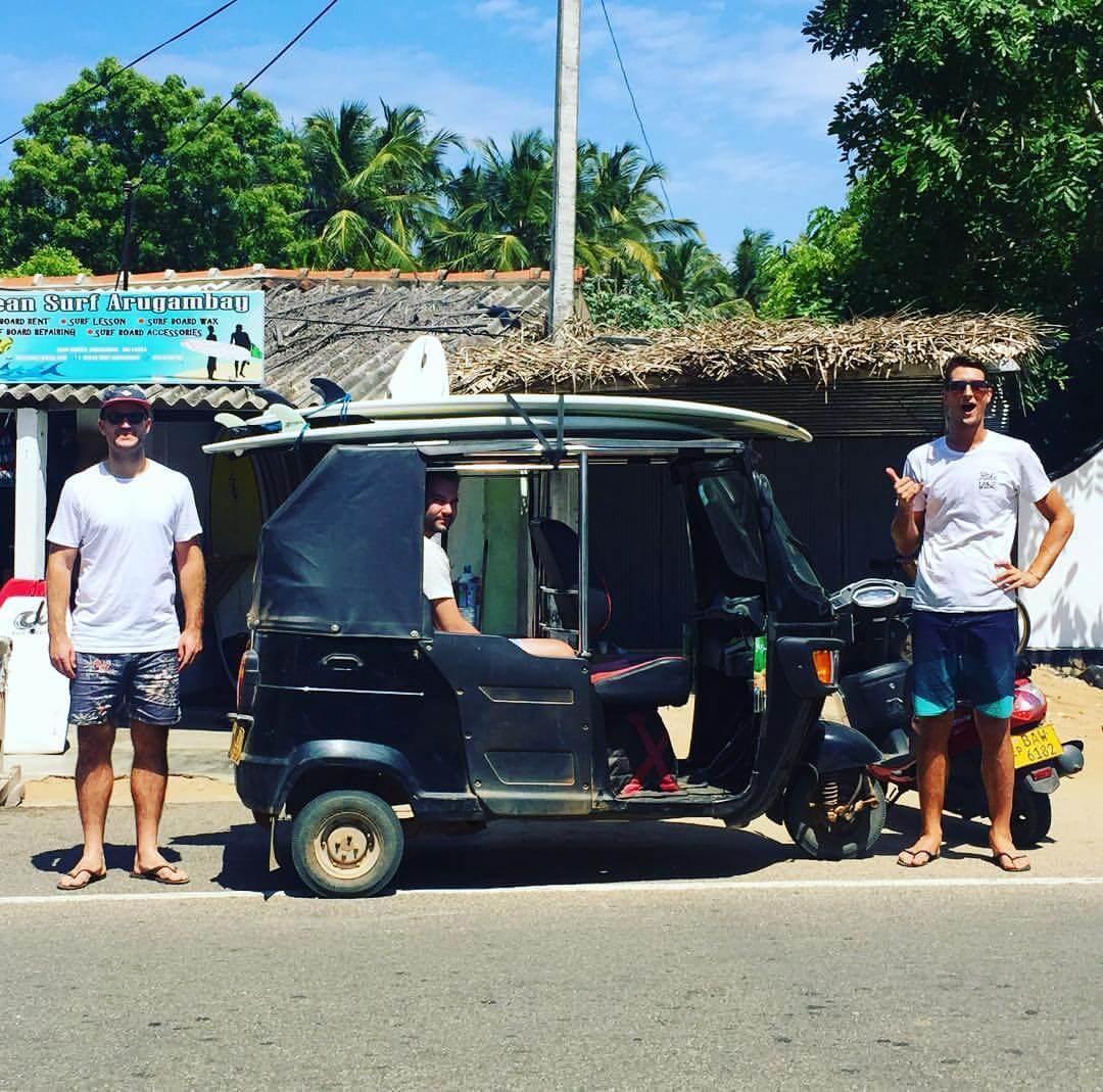 Tuktuk Rental Arugam Bay Tuktuk